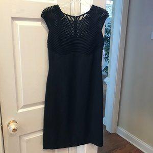 New Donna Morgan Black Dress, Size 8, $150